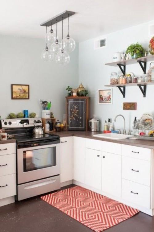 kleine wohnung einrichten 30 originelle und stilvolle. Black Bedroom Furniture Sets. Home Design Ideas