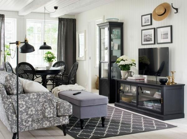 So Können Sie Ihr Kleines Wohnzimmer Mit Essbereich Einrichten ...