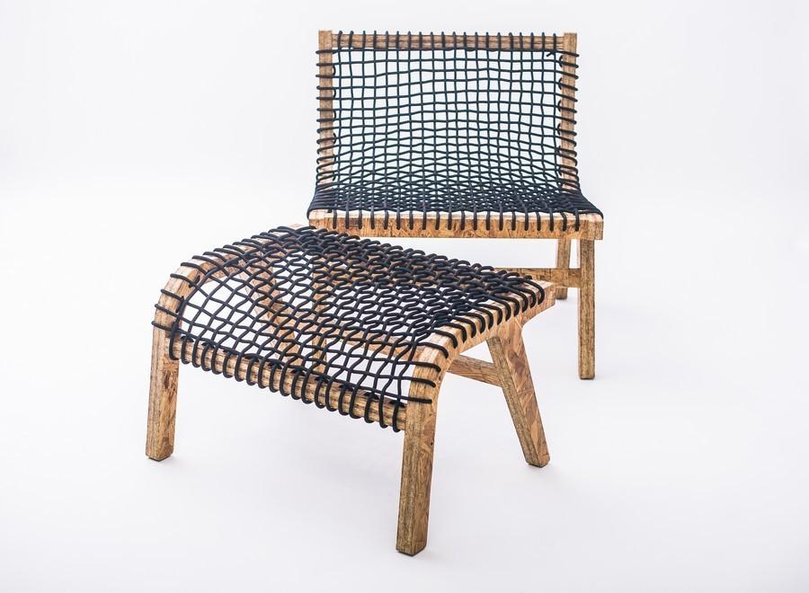 korbmöbel idee designer möbel