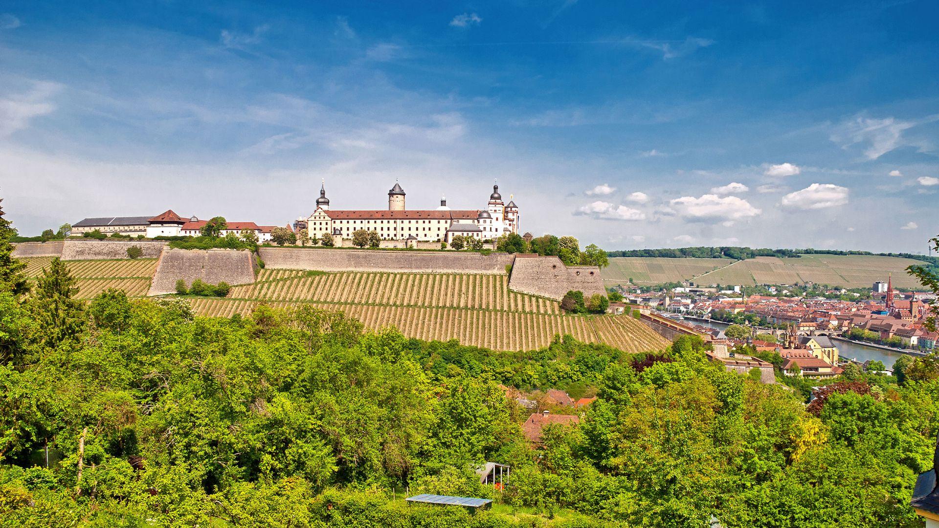 landschafte frankenland idee