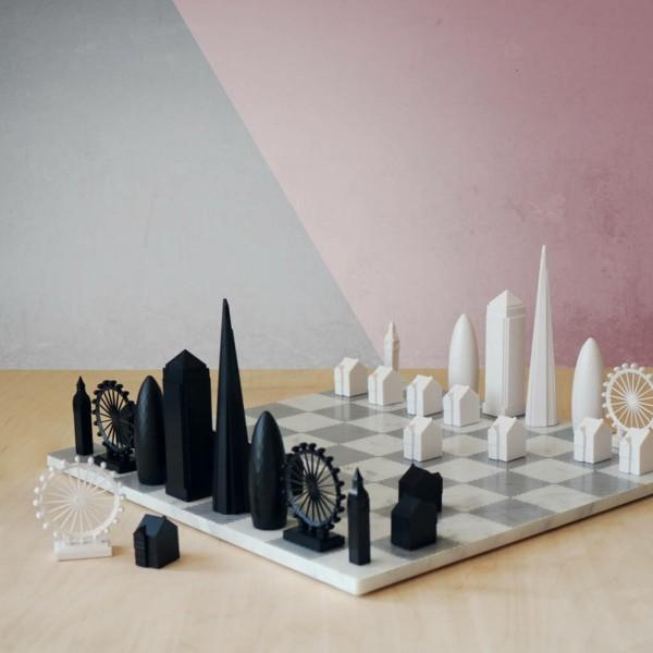 london shach spiel hochzeitsgeshenk idee