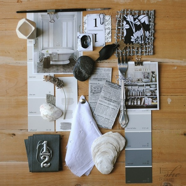 Create Moodboard: A great tool when setting up