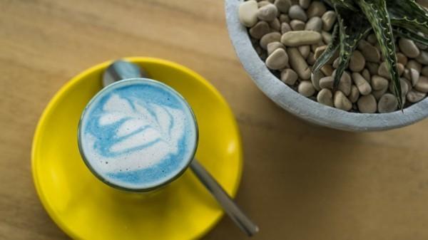 blaue moon milk gesunde schlafmittel