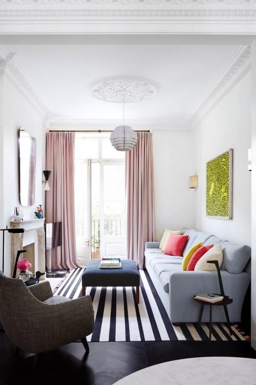 neutrale möbel wohnzimmer ideen