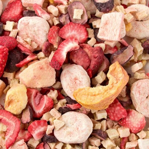 obst kandieren apfelringe selber machen ingwer kandieren erdbeeren