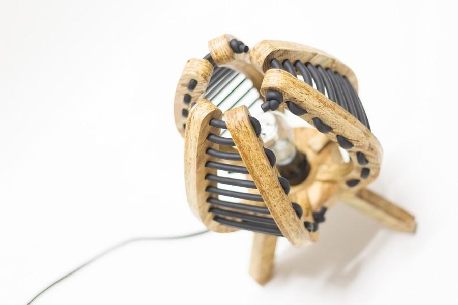 schöne leuchte -idee für designer möbel