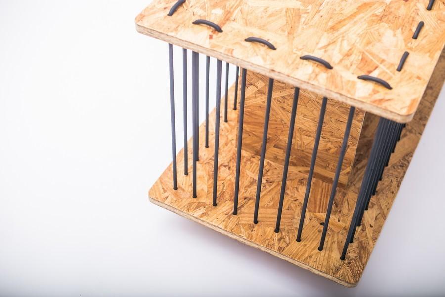 stauraum käfig designer möbel