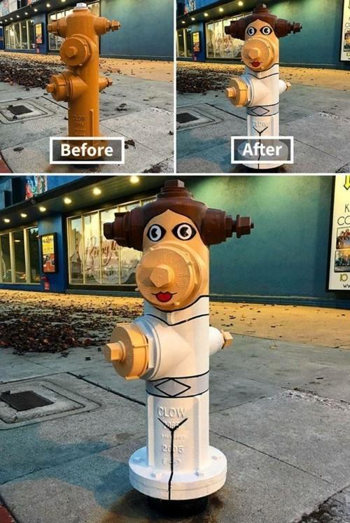 street art leitungs anlage