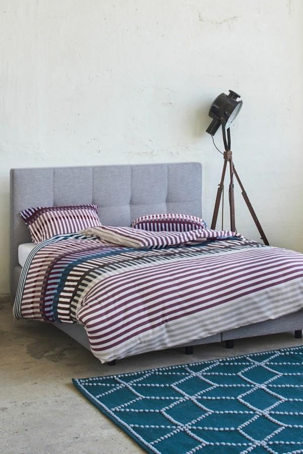tolles schlafzimmer teppich einrichtungsideen