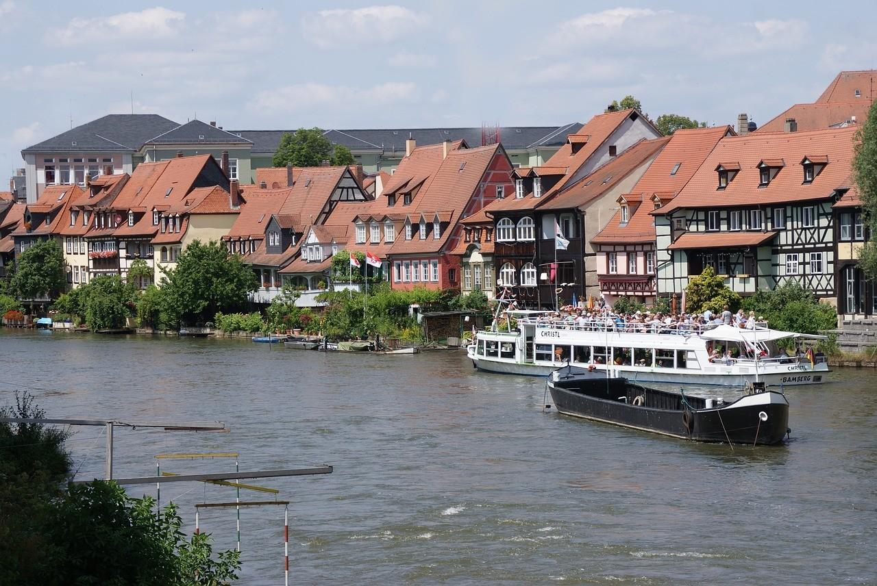 typische architektur frankenland reisen