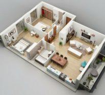 Wohnungseinrichtung planen mit diesen tipps gelingt es for Wohnungseinrichtung planer