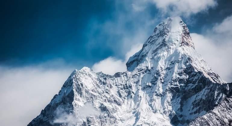 China Tibet Hochgebirgspracht Mount Everest unberührte Seen