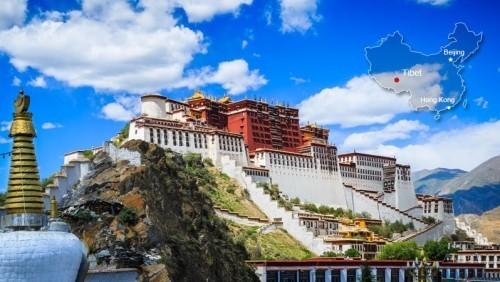 China besuchen chinesische Geschichte und Kultur näher kennen lernen