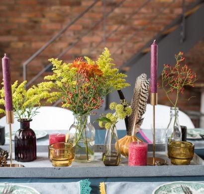 Herbstdeko basteln – wundervolle Ideen, die Wärme und Behaglichkeit ...