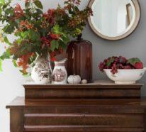 Herbstdeko basteln – wundervolle Ideen, die Wärme und Behaglichkeit in Ihr Zuhause bringen