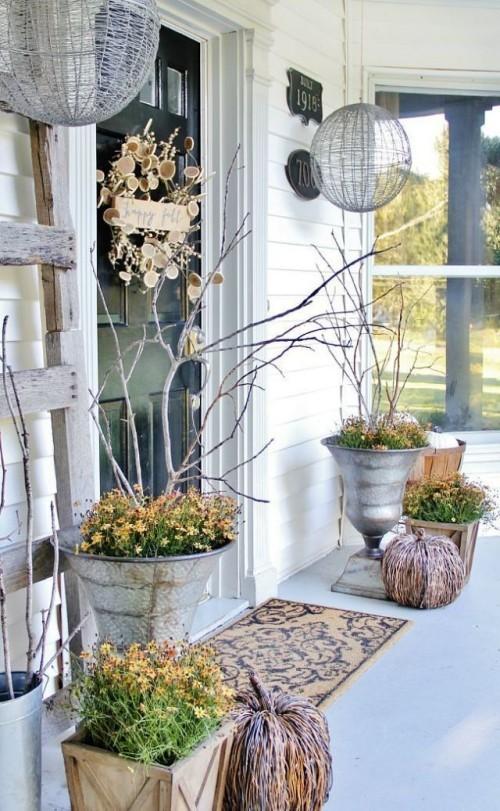 Herbstdeko basteln