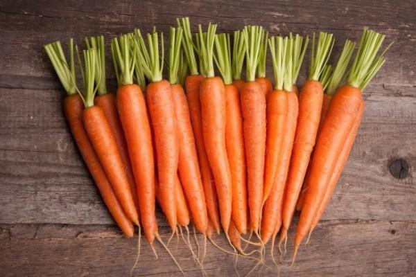 Karotten gesundes Superfood für Leute über 50