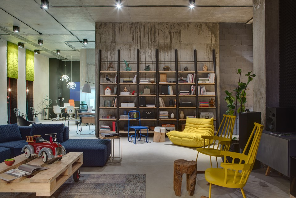 büroeinrichtung home office ideen
