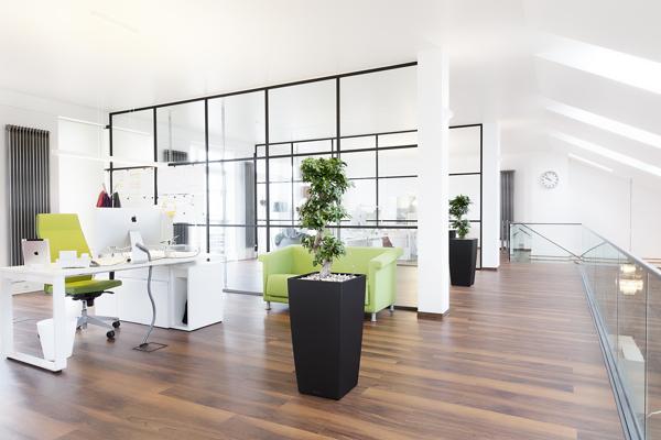 büroeinrichtung tolle weiße farbe