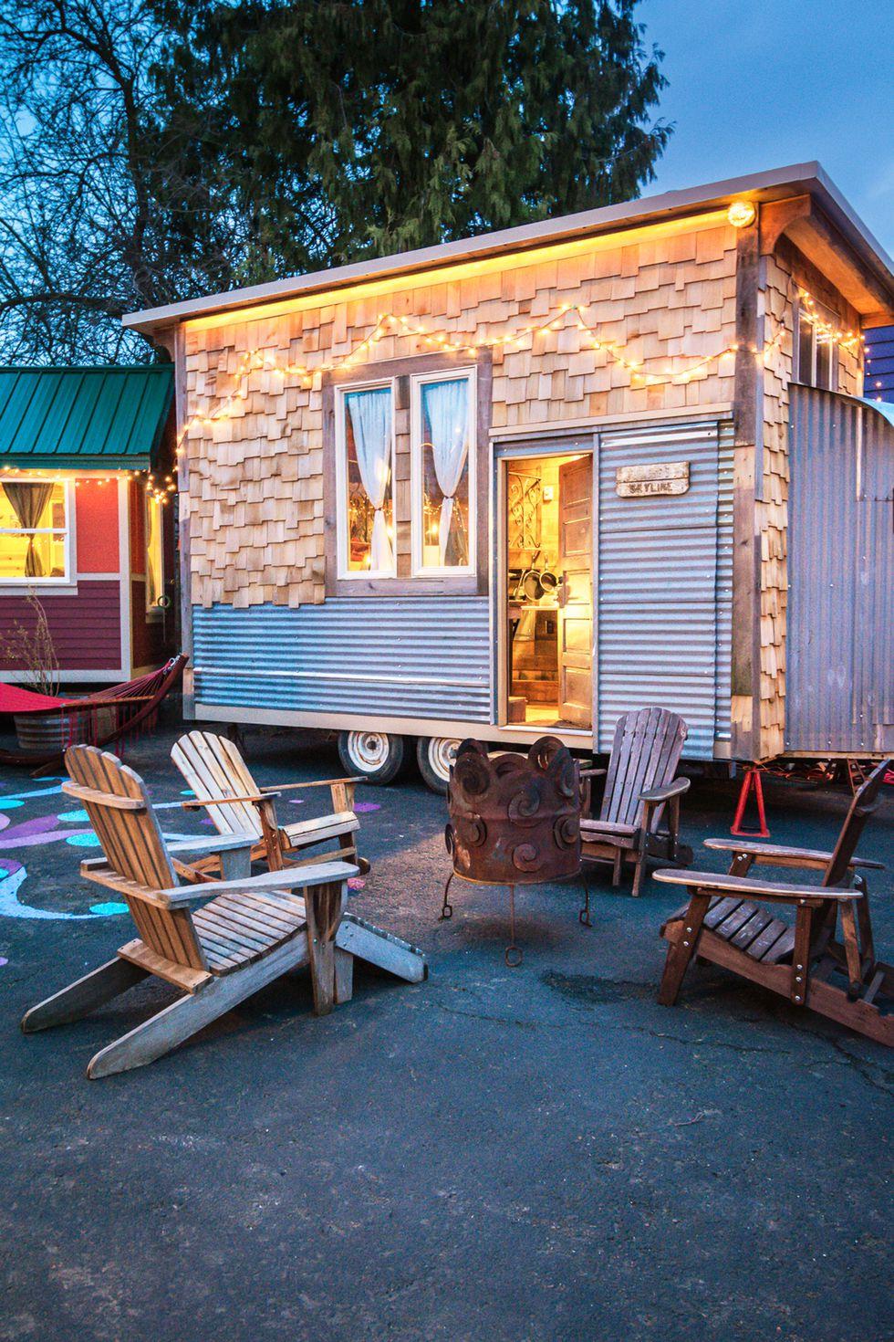 Tiny Houses: Zukunftsweisender Trend in der modernen Architektur