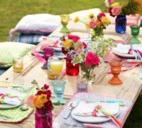 Das Geheimnis der perfekten Tischdekoration – goldene Regeln und pfiffige Tipps