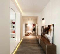 Deckenlampe im Flur: Schaffen Sie eine gemütliche Lichtstimmung schon am Eingang!