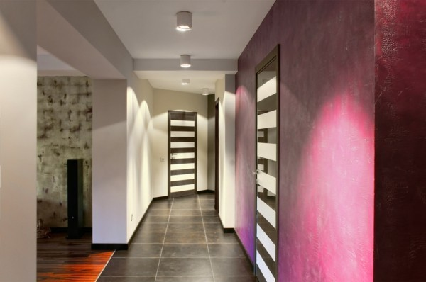 Ceiling lamp in the hallway: Create a cozy lighting mood right at the entrance!