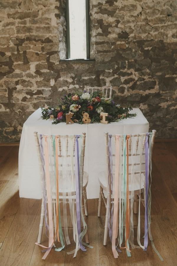 diy dekoration stühle scheunenhochzeit