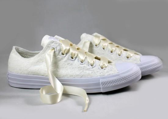 flache brautschuhe braut sneakers
