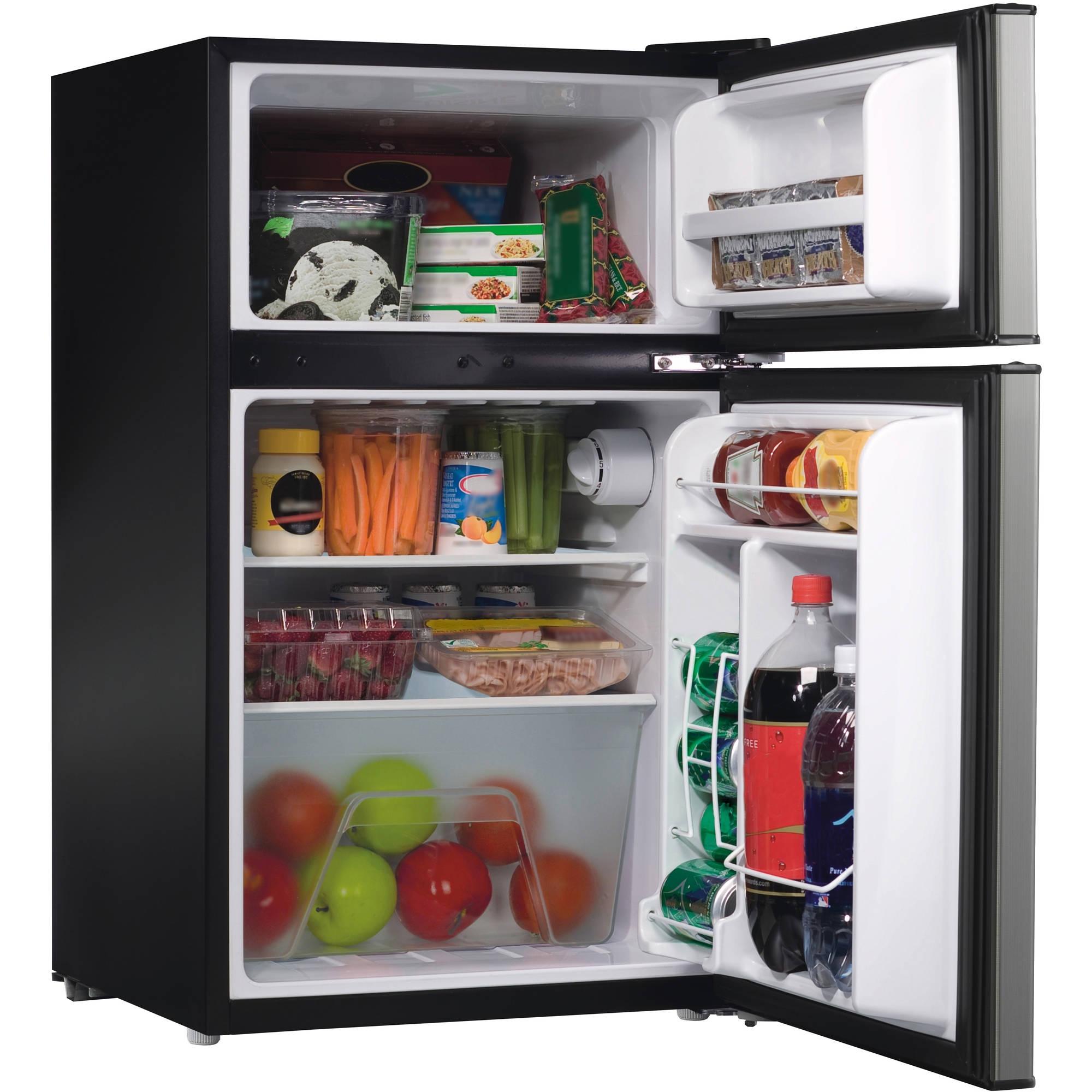 gesundes leben mit kleinem kühlschrank