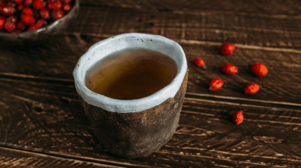 hagebutten tee superfood alternative