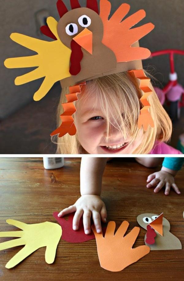 Herbstdeko Basteln Mit Kindern 42 Ganz Einfache Und