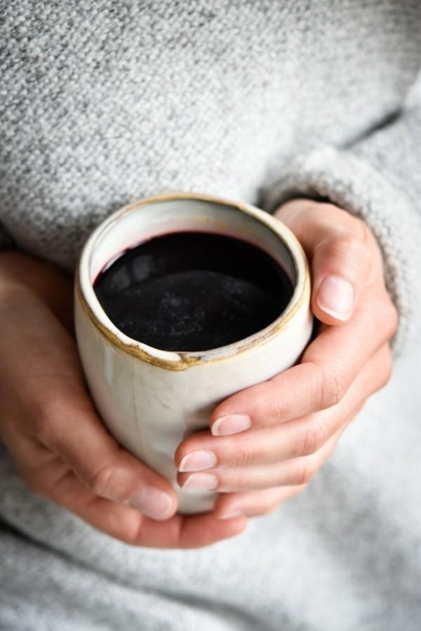 holundersaft selber machen gegen erkältung