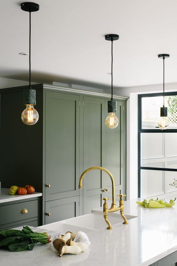 küchenarbeitsplatte mit einem tollen design
