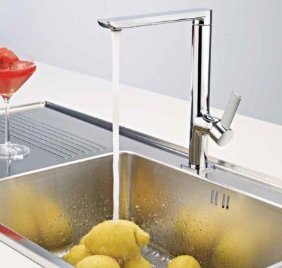 Welche Küchenspüle Ist Die Beste U2013 Wichtige Infos Und Tipps Als  Entscheidungshilfe