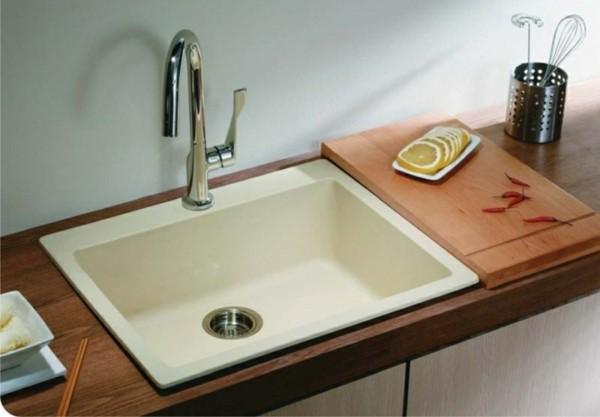 küchenspüle granit klein
