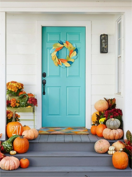 fall decorating ideas for porch Fresh 5 Tips for Fall Porch Decorating