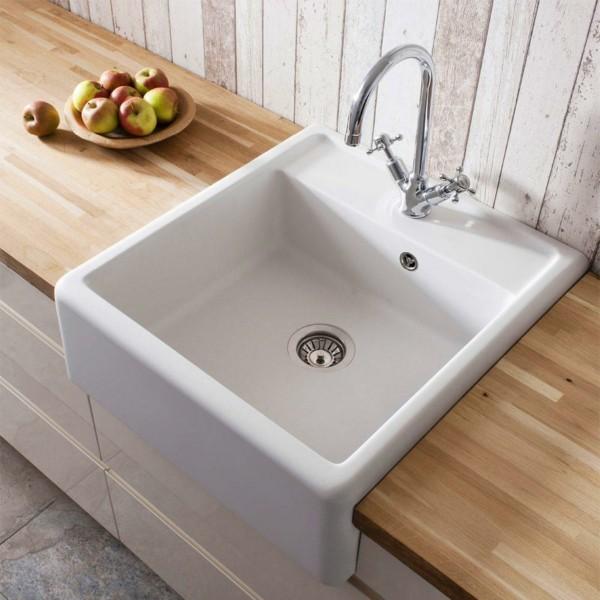 keramik küchenspüle quadratisch