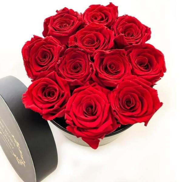 rosen konservieren geschenkbox