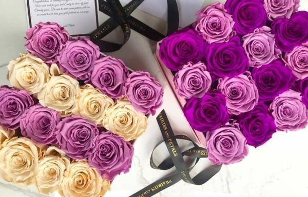 rosen konservieren geschenkboxen