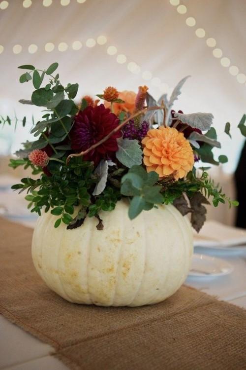 schöne Blumen tolle Tischdekoration