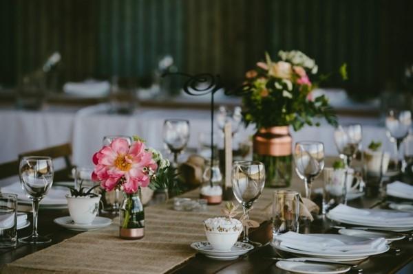 DIY barn wedding at Yandina Station