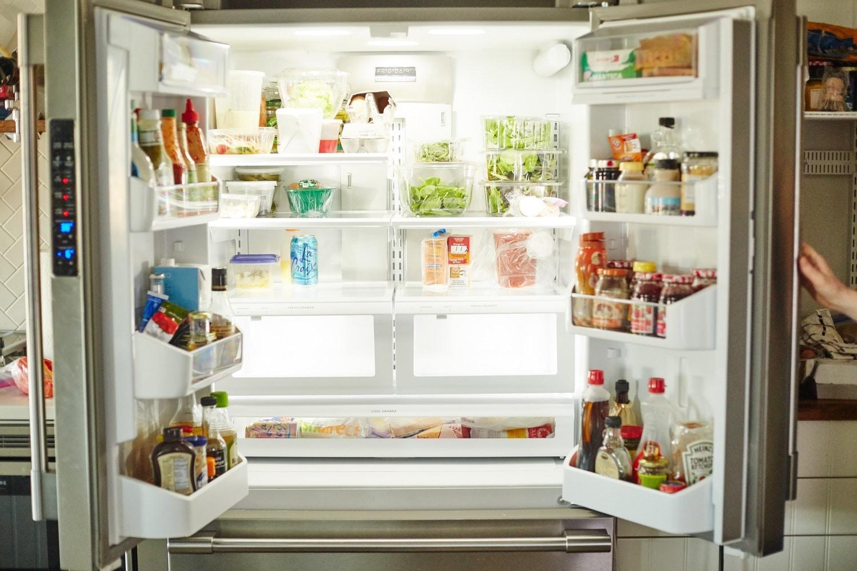 Kühlschrank Aufbewahrung : Gesundes essen so müssten sie am besten den kühlschrank ordnen