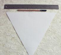 Wimpelkette basteln mit Kurzanleitung und 30 tollen DIY-Ideen