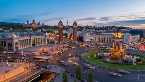 Ausgewählte Reiseziele im September Barcelona