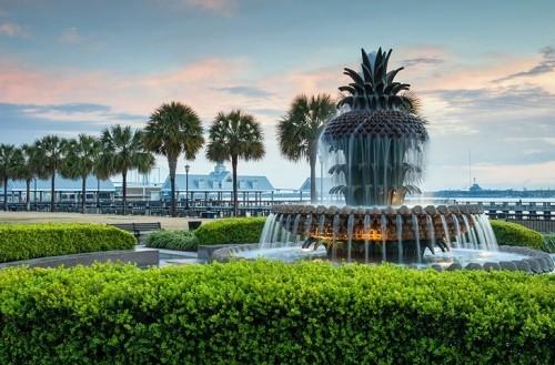 Ausgewählte Reiseziele im September Charleston South Caralina unvergesslichen Urlaub verbringen