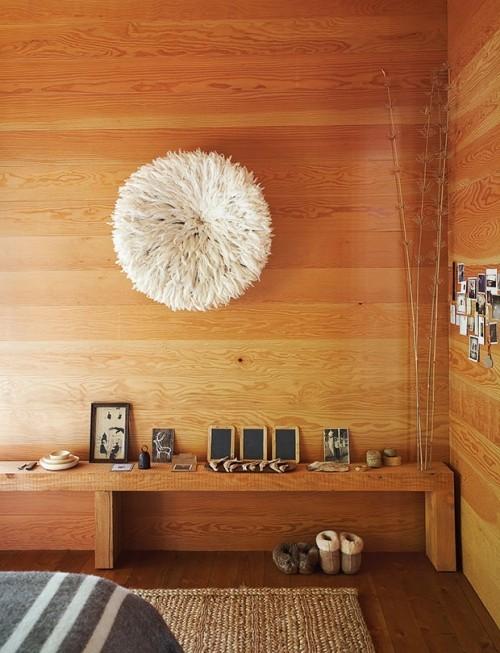 Wanddeko für Herbst und Winter kleines Deko Element große Wirkung Raumgestaltung Ideen