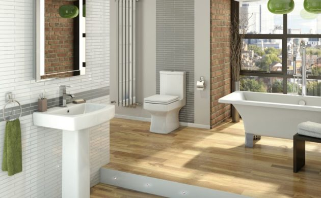 Badezimmer Ideen U2013 Fliesen, Leuchten, Möbel Und Dekoration