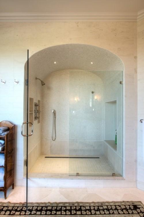 badezimmergstaltung großartige räumlichkeiten