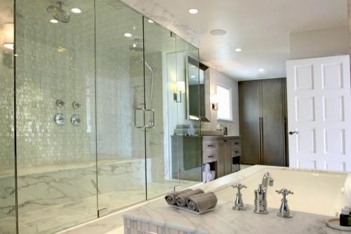 badezimmergstaltung marmor ideen